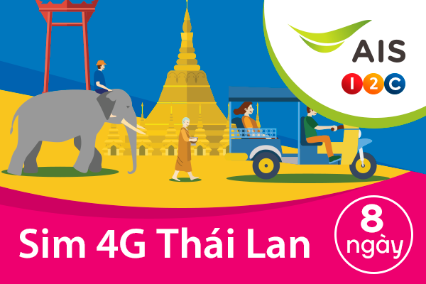 Vi thai ais 8days